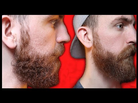 How to Remove Beard Curls Step by Step