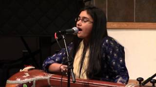 Alankar School of Indian Classical Music - Nov 2nd 2014 Concert - Chaita Masa Bole Re Koyaliya