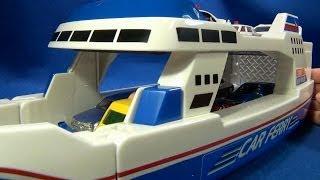 トミカ12台積載可能!トミカ フェリーボートDX thumbnail