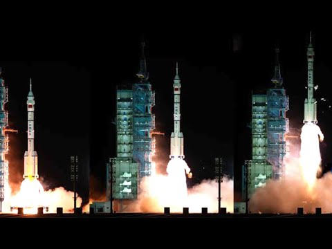 CGTN: China's space station welcomes Shenzhou-13 crew for a six-month stay