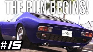 The Crew EP15.1 - CHALLENGE! | CANNONBALL RUN! w/Friends