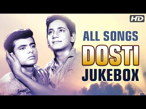 Download Dosti All Songs Jukebox (HD) | Evergreen Bollywood Songs | Classic Old Hindi Songs