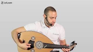 أغاني التراث العربي على العود د80  - كل سنة وانت طيبة يا مامتي - وردة الجزائرية | izif.com
