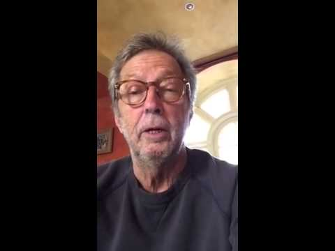 Eric Clapton on B.B. King's death