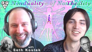 The Science of Nonduality   Seth Kostek   The Information Paradise Podcast #16