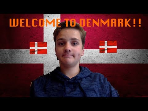 I'M NOT DEAD! (and also welcome to Denmark) - Vacation Vlog 1