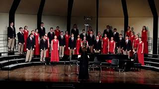 Sing we now of Christmas - CCHS Meistersingers 2015-12-09