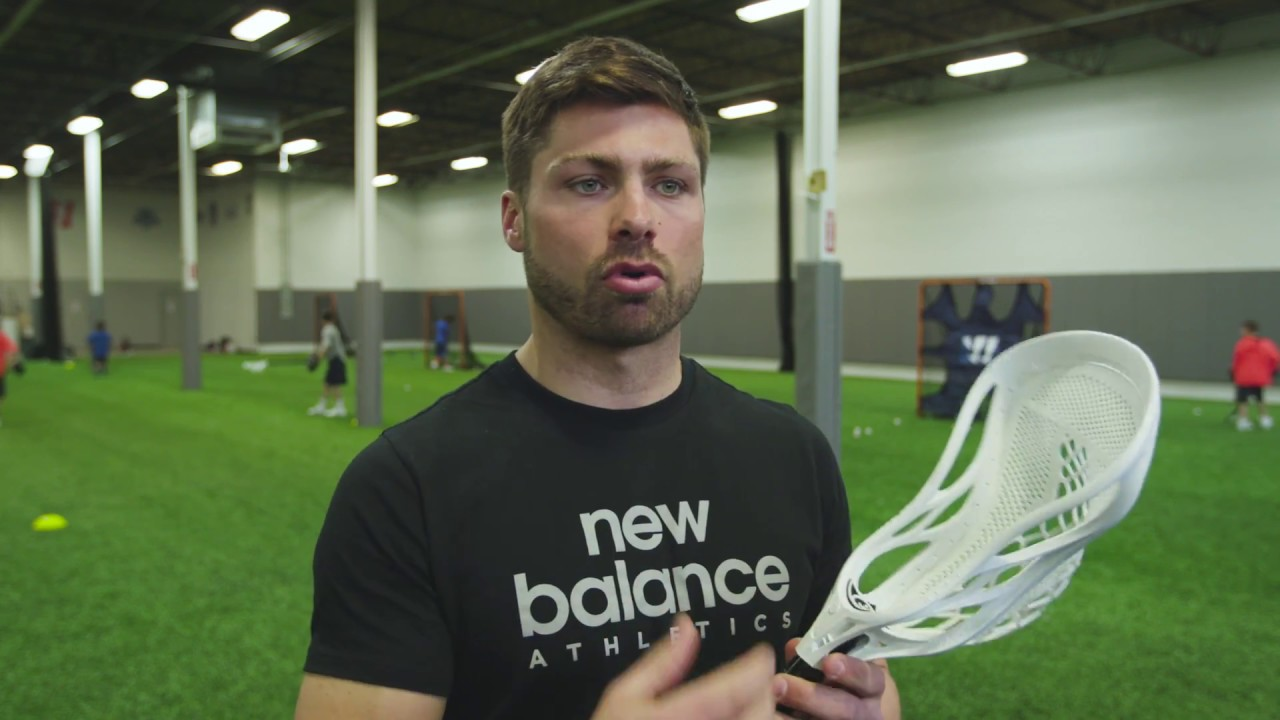 52901d70780 Warrior Evo Warp Next Attack Lacrosse Stick - YouTube