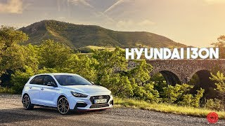 Hyundai i30N Performance 2018 | sound, acceleration, review