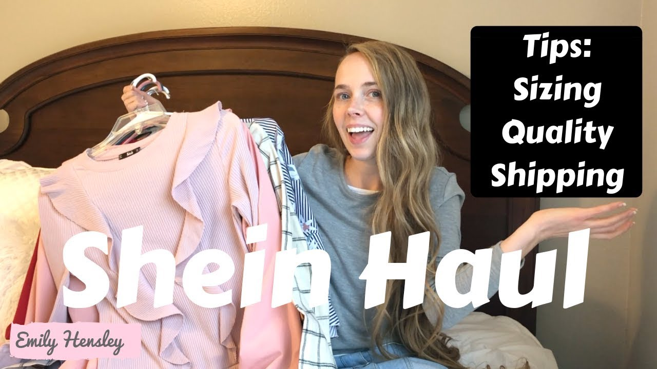 5c09720bd4 Shein Haul | Tips for shopping | Modest Clothes Haul - YouTube