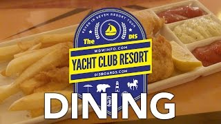 7 in 7: Dining at Yacht Club