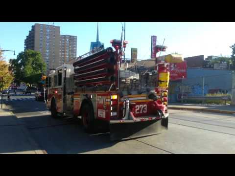 FDNY engine 273 respond then gets  cancel