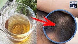 Как остановить выпадение волос. Рецепт маски для здоровых волос