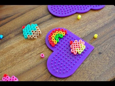 Bead Melting Craft With Iron
