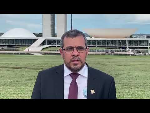 Prefeito de Rio Bonito busca recursos para a Cidade no Distrito Federal