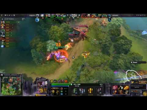 Team Liquid vs Newbee Game 4- EPICENTER Moscow Full Highlights Dota 2
