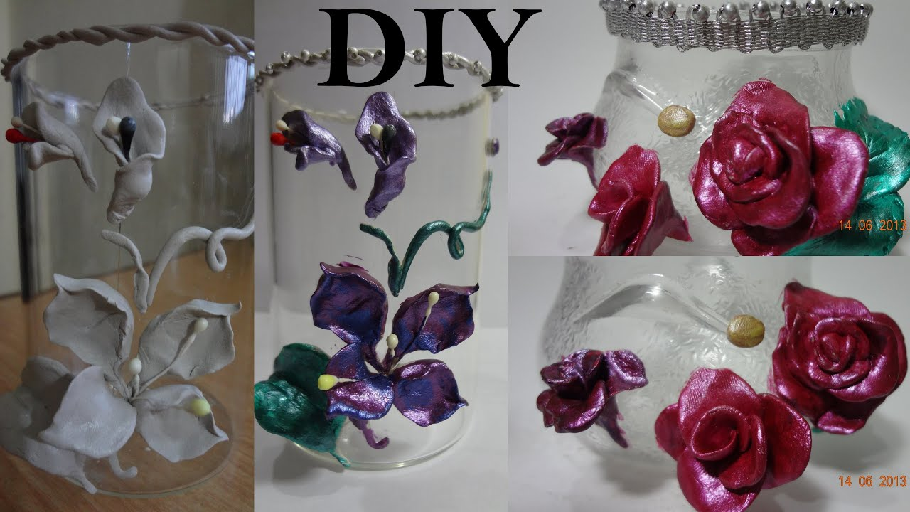 Handmade Home Decor Items Youtube Ideasidea