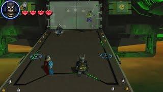 LEGO Batman 2: DC Super Heroes (PS Vita/3DS) Walkthrough - Assault the VTOL