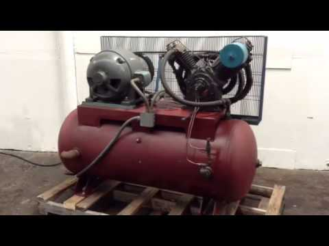 Air Compressor 10 Hp Youtube
