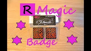 Project Mazda CX-3 -- R Magic Badges from Japan