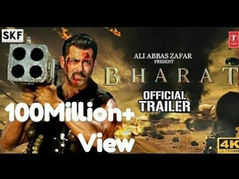 Bharat Movie Trailer | official TRAILER |...