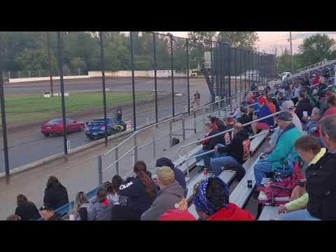 Brewerton Speedway 6/21/18 spectator race 3