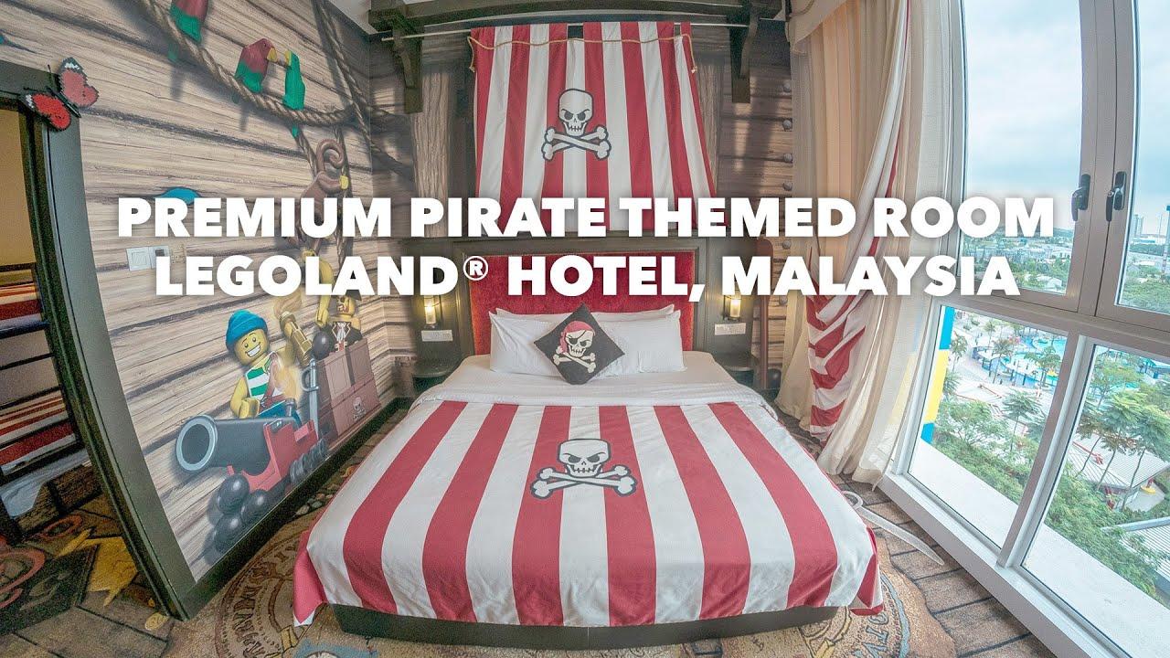 Pirate Themed Bedroom Legolandar Premium Pirate Theme Room Malaysia Quick Peek Youtube
