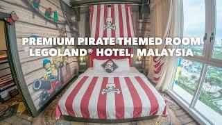 LEGOLAND® Hotel, Malaysia - Premium Pirate Themed Room [QUICK PEEK]