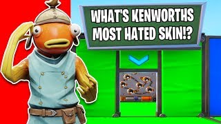 The OFFICIAL Kenworth Trivia Map Quiz! (Fortnite Creative Mode)