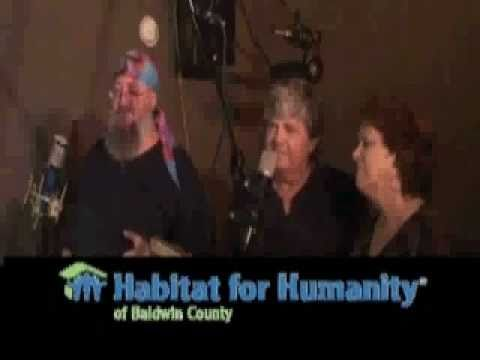 Top Hat & Jackie with Phil Everly for Habitat for Humanity