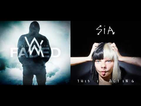 Alan Walker & Sia - Faded/Freeze You Out Mashup 2018