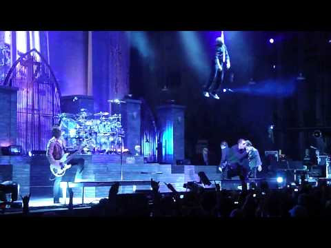 Avenged Sevenfold - Nightmare w/Hangman Intro (Live in Charlotte NC) HD