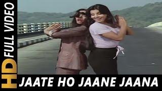 Jaate Ho Jaane Jaana | Asha Bhosle | Parvarish 1977 Songs | Amitabh Bachchan