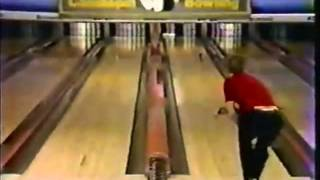 AMAZING!!! Jim Barber throws 4 consecutive strikes in a row!