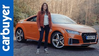 Audi TT Coupe 2019 in-depth review - Carbuyer