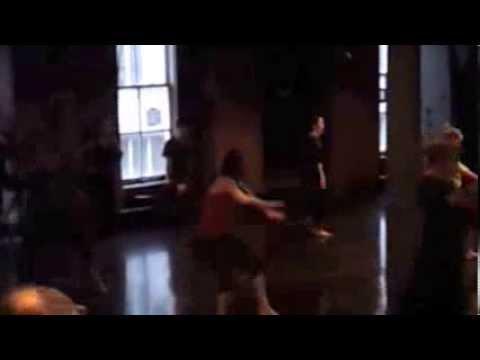 Lynn Simonson's Class @ Dance New Amsterdam - 9-29-13