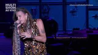 Aerosmith - Live At Monsters Of Rock Brasil (20.10.2013)