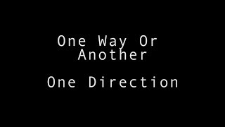One Way Or Another -  One Direction - Music video remake