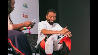 In-focus - Kerby Jean-Raymond, founder and designer of Pyer Moss, At Sole DXB 2018