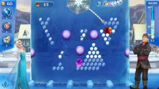 Frozen Free Fall: Icy Shot Level 85 - NO BOOSTERS ☃☃☃