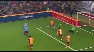 Yattara'nın Golü | 4 Büyükler Salon Turnuvası | Galatasaray 0 - Trabzonspor 1 | (04.01.2016)