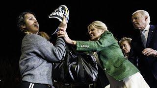 video: Super Tuesday: 'Joementum' as Joe Biden delivers shock Texas victory while Bernie Sanders wins California