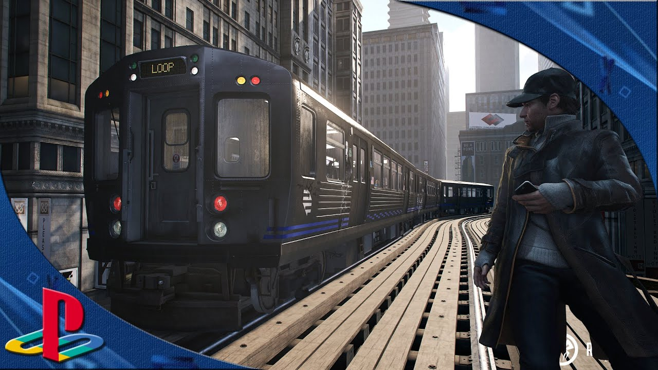Watch Dogs  Ad