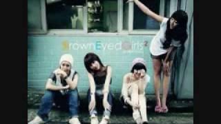 Brown Eyed Girls (Ga-In)- I'm laughing