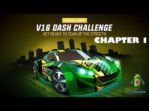 GANGSTAR NEW ORLEANS - V16 DASH CHALLENGE ( CHAPTER 1 )