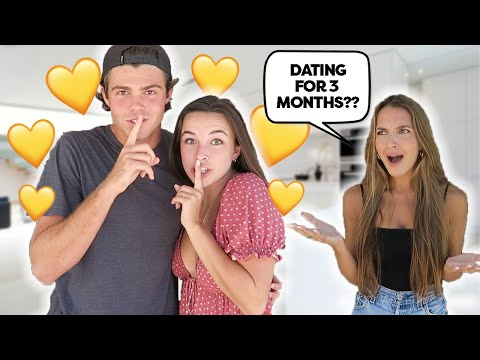 "SURPRISING MY FRIENDS WITH MY ""BOYFRIEND"""