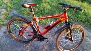 """Обзор горного велосипеда Десна 2610 MD 26"""""""