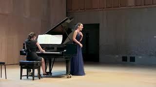 Die Löwenbraut - R.Schumann (Chamisso)