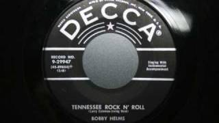 Bobby Helms - Tennessee rock n