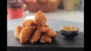 Lemony Chicken Bites   Sanjeev Kapoor Khazana